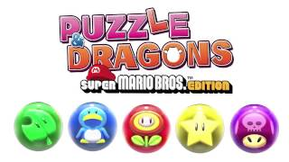 World 3 Remix - Puzzle & Dragons: Super Mario Bros. Edition Soundtack