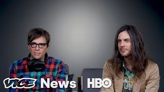 Weezer's New Music Corner Ep. 1: VICE News Tonight (HBO)