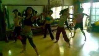 United Dance Works Practice Kelly Rowland
