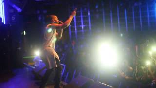 Omarion performs his new song 'Distance' In London