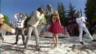 "Dove Cameron performs ""Let It Snow"" on ABC Family Christmas"
