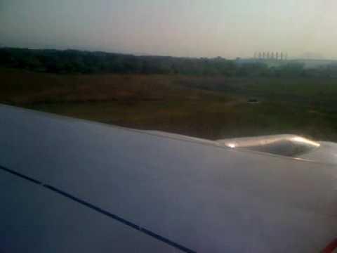 Landing in El Salvador Intl Airport |TACA|