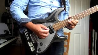 Easy Lover Guitar Solo