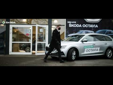 Book en prøvetur fra din hjemmeadresse i din ønskede ŠKODA