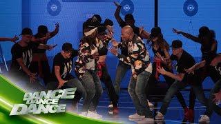 Edsilia & Roué – Watch Me (Whip/Nae Nae) (Show 3 | Dance Dance Dance 2017)