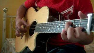Pansamantala - Callalily (fingerstyle guitar cover)