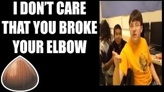I Don't Care That You Broke Your Elbow - Remix Compilation