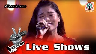 The Voice Teens Philippines Live Show: Alessandra Galvez - The Way We Were