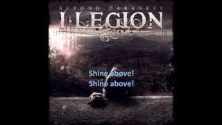 I Legion - Signs From Above Lyrics Video