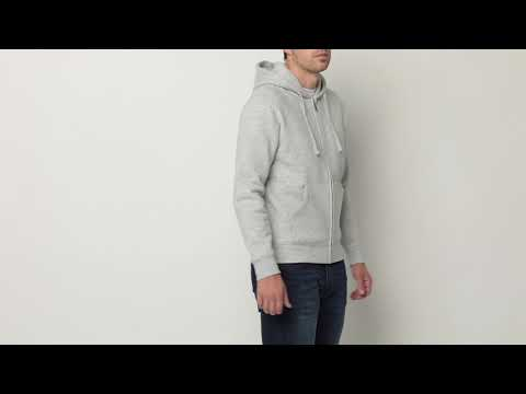 YouTube Men's Authentic Zipped Hood Jacket