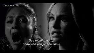 Sad Multifandom | You Left Me