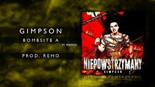 20. Gimpson ft. Mamiko - Bombsite A (prod. Remo)