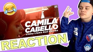 Camila Cabello Sings Llama Llama Red Pajama |Reaction