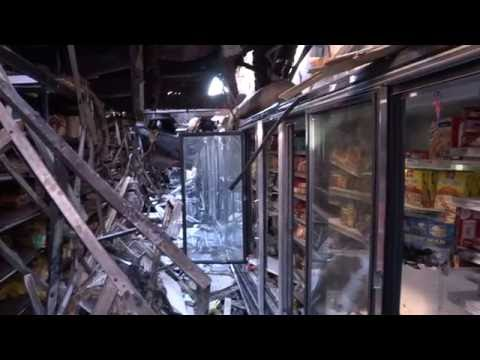 MAXONS Property Restoration: Restoring a Local Business Following Destructive Fire