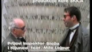 Prljavi Inspektor Blaza i Kljunovi feat. Mile Lojpur - Sumadijski tvist - (Official Video)