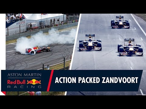 Action packed Zandvoort | The best of the Bulls in the Netherlands