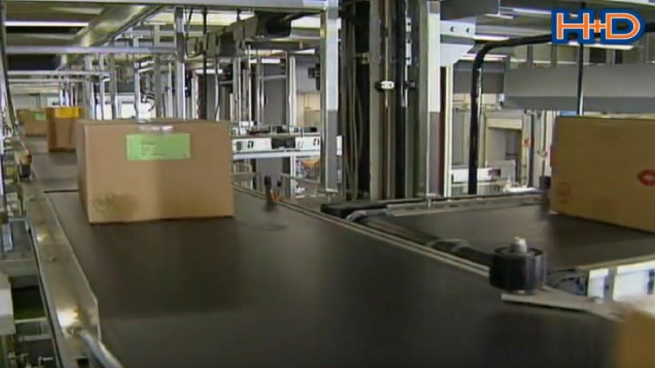 Kartonfördertechnik