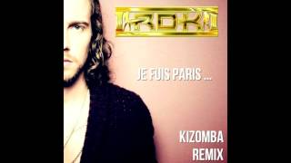 Je fuis Paris-Kizomba Remix-Dj radikal