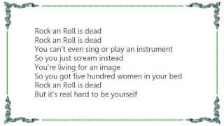 Lenny Kravitz - Rock 'n' Roll Is Dead Lyrics