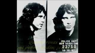 severed garden Jim Morrison traducido