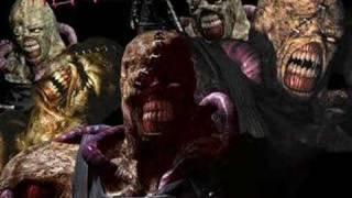 Resident Evil 3 Soundtrack: Unstoppable Nemesis