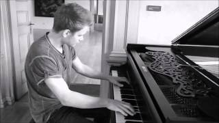James Blunt - You` re beautiful [piano cover]