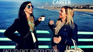 The Flight Attendant Interview: Face-To-Face Introductions