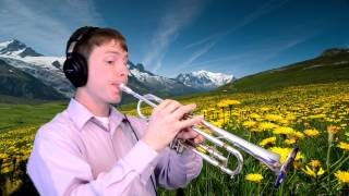 """The Meadow Picnic (from """"Star Wars Episode II: Attack of the Clones"""") Trumpet Cover"""