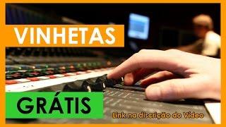 Vinhetas Grátis para rádio comunitária frequência 879