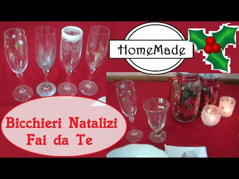 Come decorare una damigiana di vetro fai da te mania - Decorare bicchieri di vetro ...