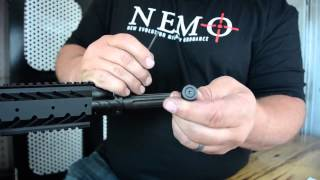 NEMO adjustable gas block - How to adjust