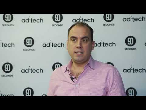 Hans Helbig, Reckitt Benckiser speaking at ad:tech London 2017