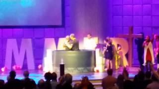 Sarah's Baptism August 10, 2014