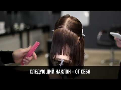 Александр Попков. Наклон головы в технике Линия photo