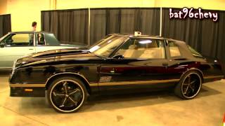 "Black/Bronze Monte Carlo SS Aerocoupe on 22"" Forgiatos - 1080p HD"