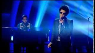 Bruno Mars When I Was Your Man Live