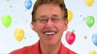 Fun Birthday Song For Kids | Jack Hartmann