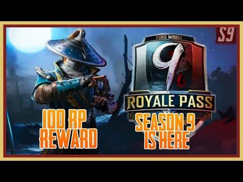 Download Thumbnail For Season 9 Royal Pass Rewards Leaks