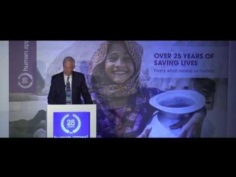 Jon Snow & British Politicians support Ramadan Campaign