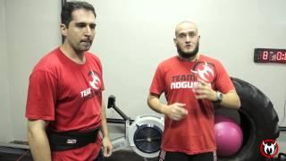 Team Nogueira SP - Video aula Preparação Física com o Vertimax