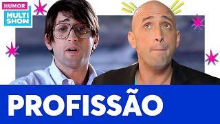 Paulo Gustavo é TRABALHADOR! 🧐 | 220 Volts | Humor Multishow