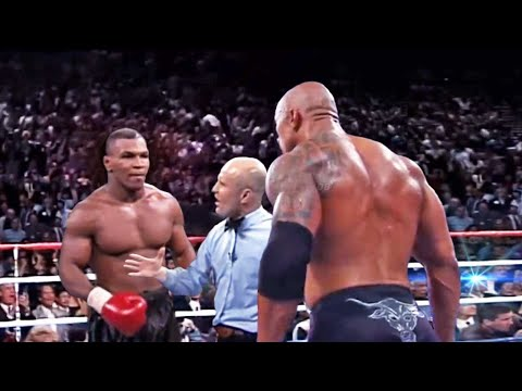 Mike Tyson - A King of the Ring