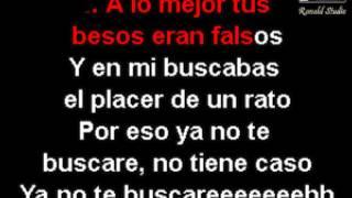 Zacarias Ferreira   Yo No Te Buscaré   Karaoke Exclusivo