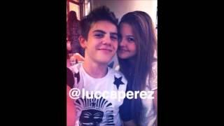 Julia Gomes e Seu Namorado Lucca Perez