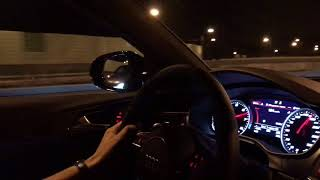 Audi RS6 C7 Stage 2 (K8-Strasse) vs Audi RS7 Stage 2 (Revo)