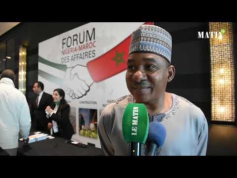Video : 2e Forum d'affaires Maroc-Nigeria : plaidoyer pour booster davantage les relations économiques