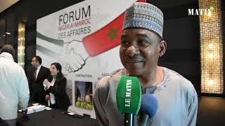 2e Forum d'affaires Maroc-Nigeria : plaidoyer pour booster davantage les relations économiques