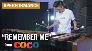 "Remember Me, from ""Coco"" (for solo marimba)"
