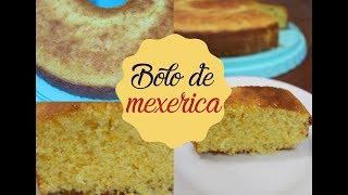 BOLO DE MEXERICA | Bem Vindos à Cozinha | Receita 98