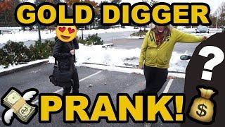 AITO GOLD DIGGER PRANK SUOMESSA!